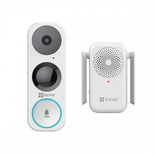 EZVIZ DB1 Wifi Video Deurbel + Chime
