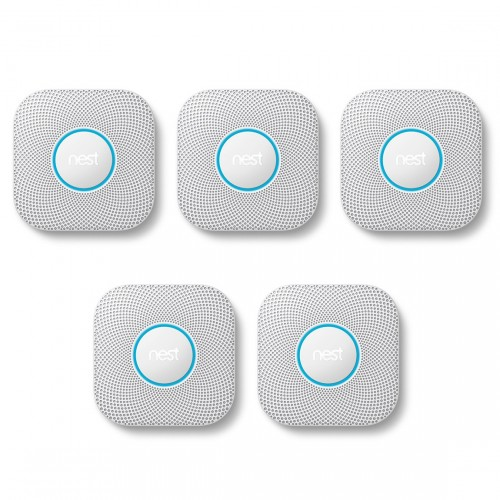 Google Nest Protect 5-pack