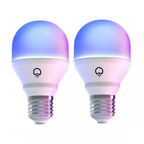 LIFX E27 Color Wifi Ledlamp 2-pack