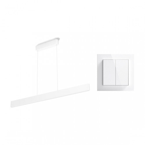 Philips Hue White and Color Ambiance Ensis Hanglamp + Senic Indoor Switch