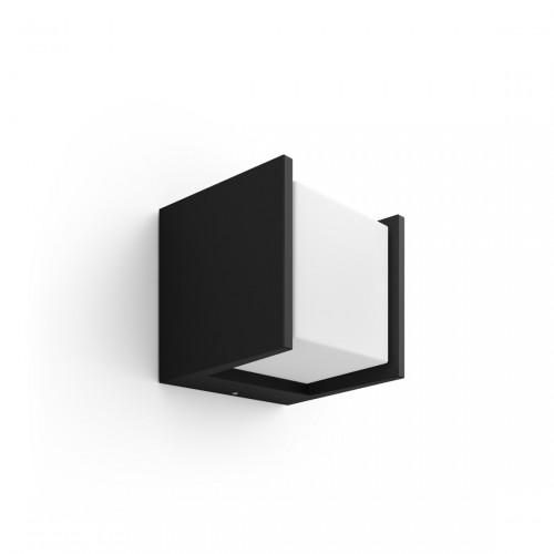 Philips Hue Fuzo - Vierkante Led Buitenlamp