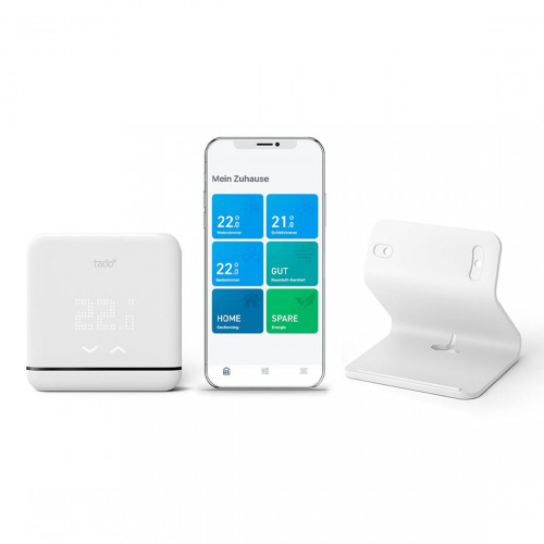 tado° Slimme Bedrade Airco Bediening V3+ Smart AC Control + Stand