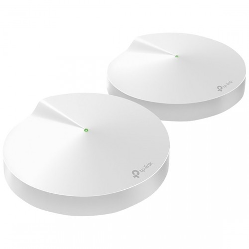 TP-Link Deco M9 Plus (2-pack) - Wifi Mesh Systeem