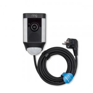 Ring Spotlight Cam Beveiligingscamera - Bedraad