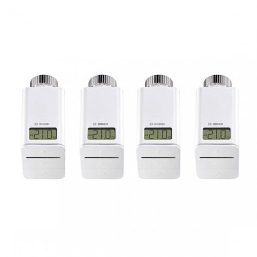 Bosch Smart Home Slimme Radiatorknop 4-pack