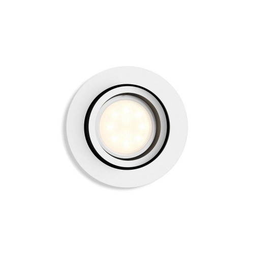Philips Hue White Ambiance Milliskin Bluetooth Ronde Inbouwspot