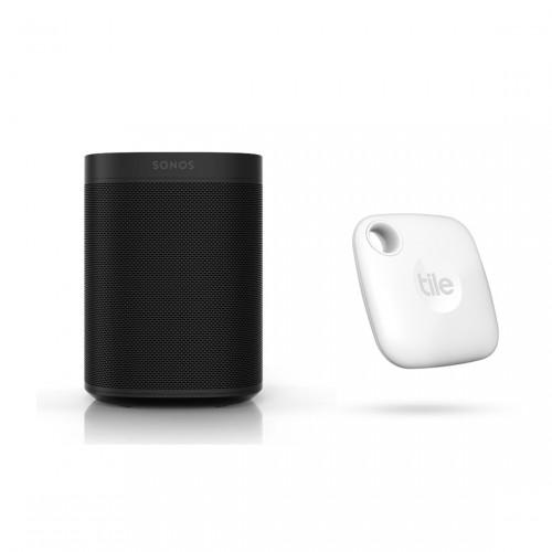Sonos One SL + Tile Mate (2022)