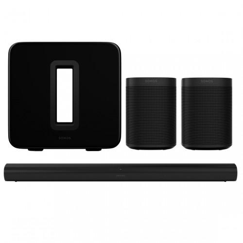 Sonos One SL Arc 5.1 Home Theatre Set