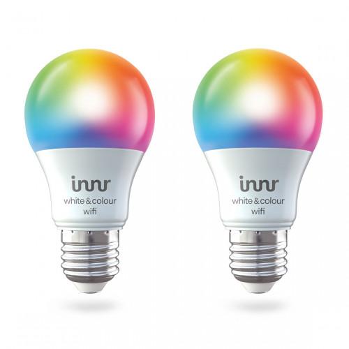Innr Wifi Bulb E27 Colour 2-pack