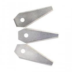 Bosch Power Tools 3er-Set Ersatzmesser