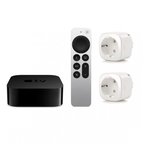 Apple TV (2021) + Eve Energy (2020) 2-pack