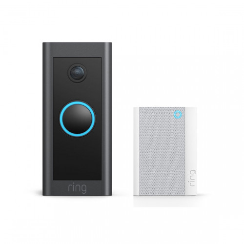 Ring Video Doorbell Wired + Chime Gen. 2