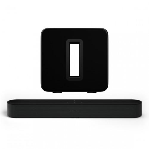 Sonos Beam + Sonos Sub (3. Gen)
