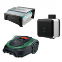 Bosch Indego S+ 500 - Robotmaaier + Garage + Eve Aqua