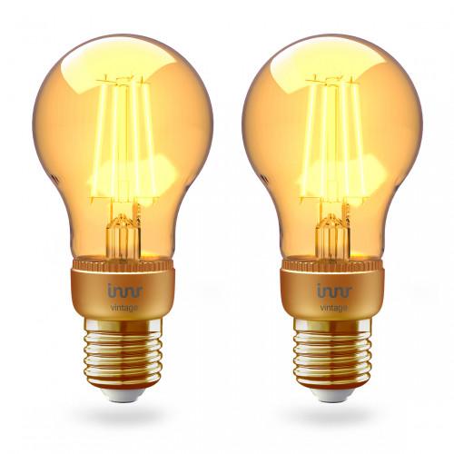Innr Smart Filament Bulb E27 Vintage 2-pack