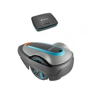 GARDENA smart SILENO city 500 - Robotmaaier incl. Gateway