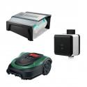 Bosch Indego XS 300 - Robotmaaier + Garage + Eve Aqua