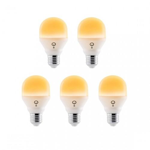 LIFX Mini Day & Dusk E27 Wifi Lamp 5-pack