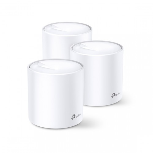 TP-Link Deco X60 3-pack Whole Home Mesh Wifi 6 System