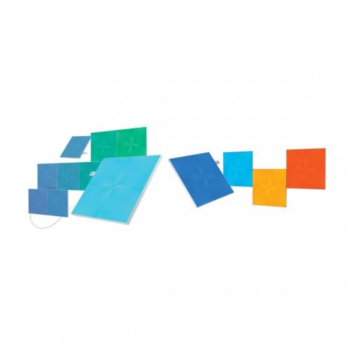 Nanoleaf Canvas Smarter Kit 9-pack + Expansion Pack