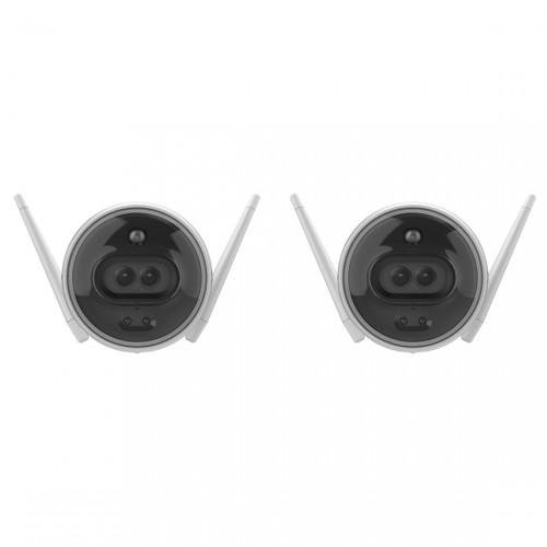 EZVIZ C3X - Dual-lens Bewakingscamera 2-pack