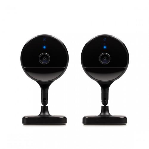 Eve Cam 2-pack - Slimme Indoor Beveiligingscamera