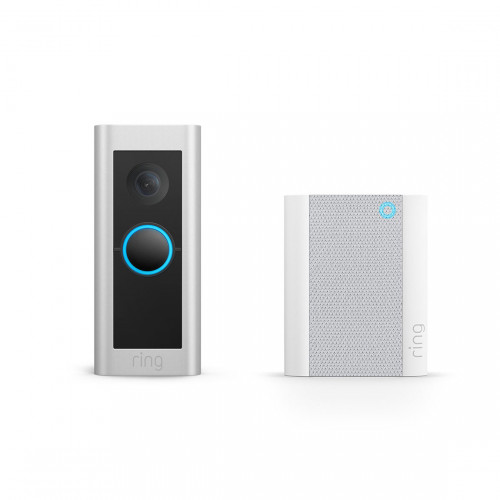 Ring Video Doorbell Pro 2 Bedraad + Chime