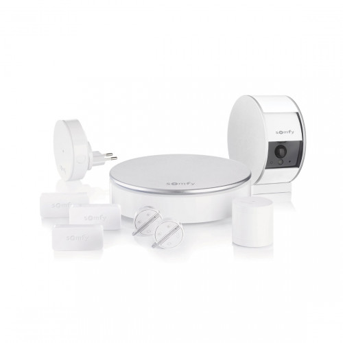 Somfy Home Alarm + Indoor Camera