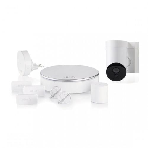 Somfy Home Alarm + Outdoor Camera