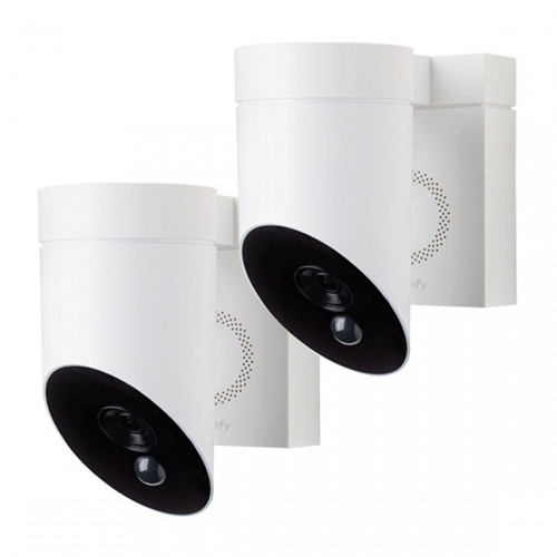 Somfy Outdoor Camera 2-pack - Beveiligingscamera