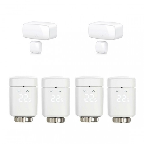 Eve Thermo 4-pack + Eve Door & Window 2-pack