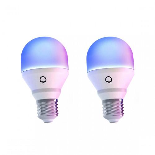 LIFX Mini E27 Color Wifi Led Lamp 2-pack