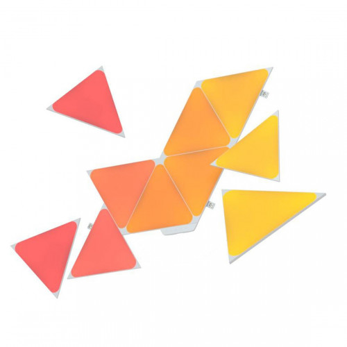 Nanoleaf Shapes Triangles Mini Expansion Pack 10-pack