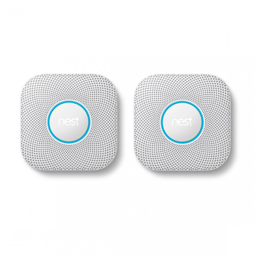 Google Nest Protect Bedraad 2-pack