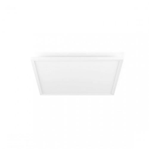 Philips Hue White Ambiance Aurelle - Vierkante Plafonnière 4200lm + Dimmer