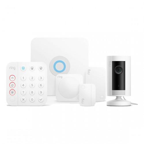 Ring Alarm 2.0 Beveiligingssysteem Starter Kit + Indoor Cam
