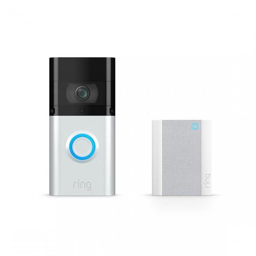 Ring Video Doorbell 3 Plus + Chime Gen. 2