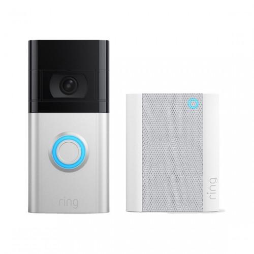 Ring Video Doorbell 4 + Chime Gen. 2