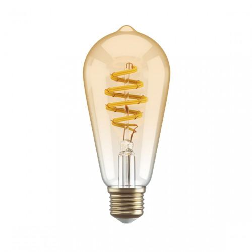 Hombli Smart Bulb Amber ST64