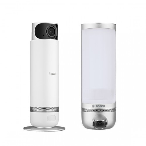 Bosch Smart Home Buitencamera + Binnencamera