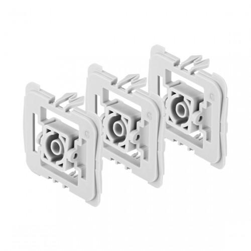 Bosch Smart Home Adapter-Set 3-pack Gira 55 (G)