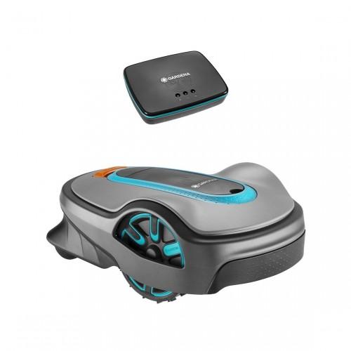 GARDENA smart SILENO life 1000 - Robotgrasmaaier incl. Gateway