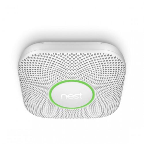 Google Nest Protect 5-pack schuin