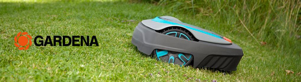 Gardena apparaten voor in je slimme tuin