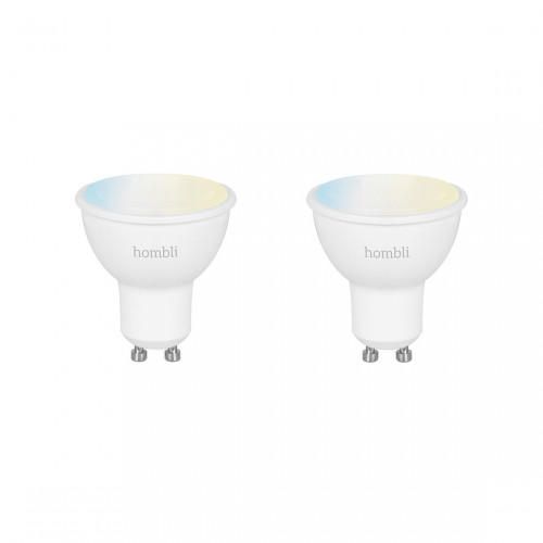 Hombli Smart Spot GU10 White 2-pack