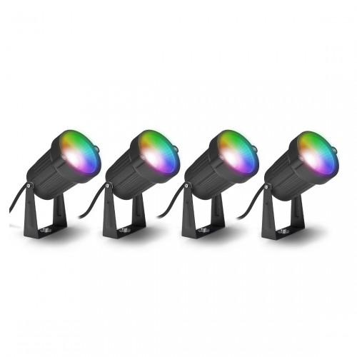 Innr OSL 130 C Outdoor Smart Spot Colour 4-pack