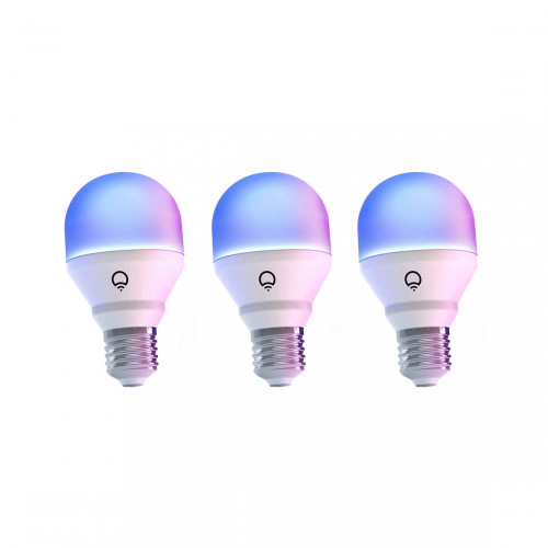 LIFX Mini E27 Color Wifi Led Lamp 3-pack