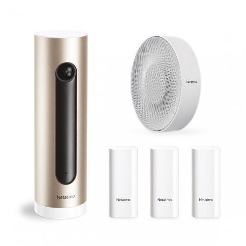 Netatmo smarte Alarmanlage mit Kamera