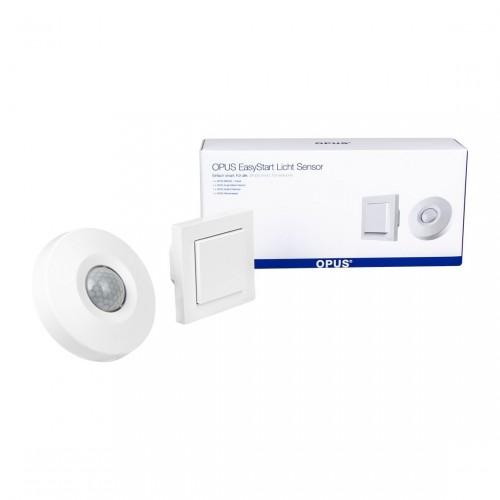 OPUS EasyStart Lichtschakelaar met Motion Sensor