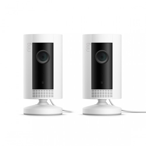 Ring Indoor Cam 2-Pack - Bewakingscamera met intercomfunctie